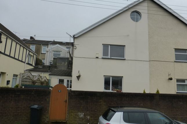 Thumbnail Town house to rent in Cobden Place, Merthyr Tydfil