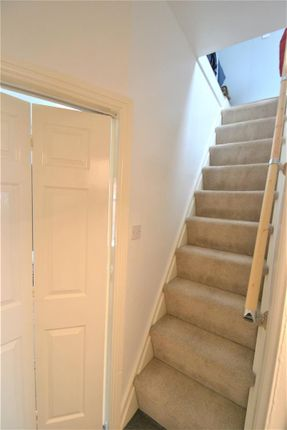 Loft Stairs of Shuttle Street, Tyldesley, Manchester M29