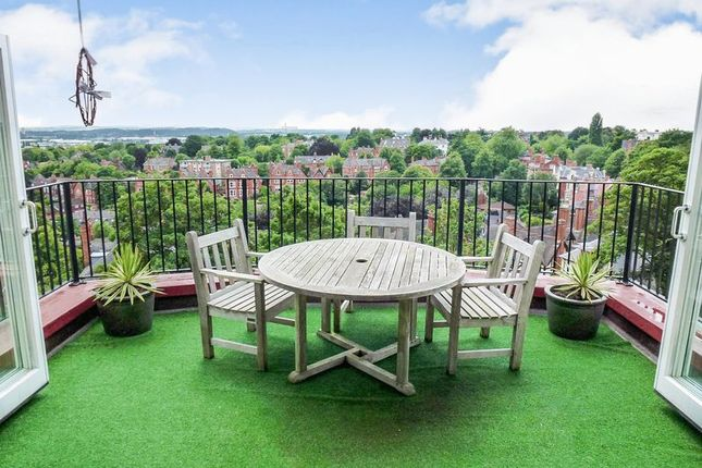 Thumbnail Flat to rent in Park Heights, The Ropewalk, Nottingham