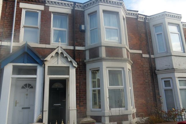 Thumbnail Terraced house for sale in Warwick Street, Heaton, Newcastle Upon Tyne