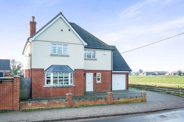 Thumbnail Detached house for sale in Wainford Road, Bungay