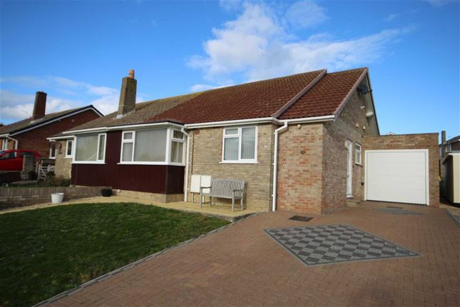 Thumbnail Semi Detached Bungalow For Sale In Briar Close Weymouth Dorset