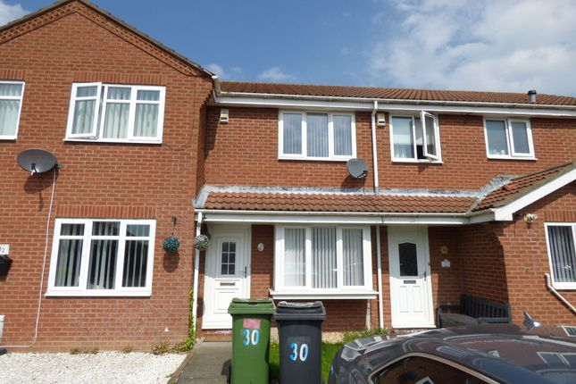 Thumbnail Terraced house to rent in Ravens Hill Drive, Ashington