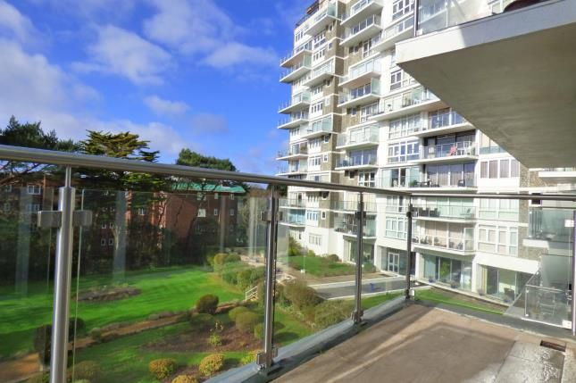 Thumbnail Flat for sale in West Cliff Road, Bournemouth, Dorset