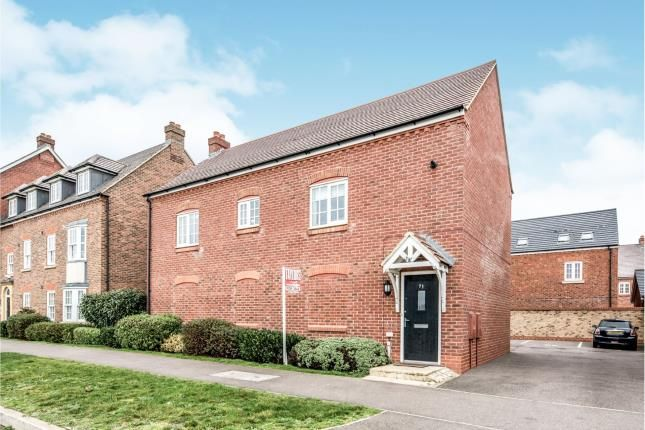 Thumbnail Detached house for sale in Wilkinson Road, Kempston, Bedford, Bedfordshire