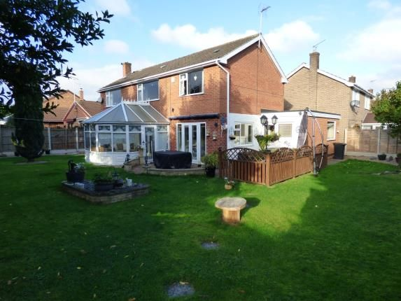 Thumbnail Detached house for sale in Rutland Avenue, Toton, Nottingham, Nottinghamshire
