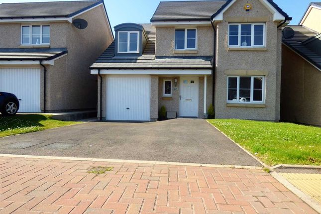 Thumbnail Detached house to rent in Bothiebrigs Drive, Marywell, Nigg, Aberdeen