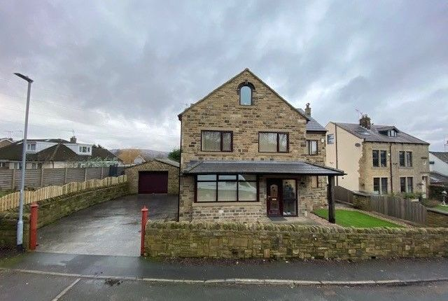 Thumbnail Detached house for sale in Windhill Old Road, Bradford