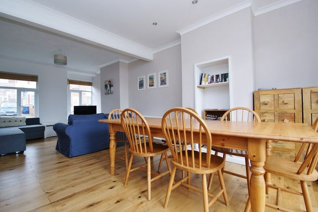 4 bed terraced house for sale in Braid Avenue, London