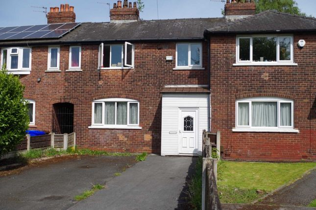 Thumbnail Terraced house for sale in Kinderton Avenue, Withington, Manchester