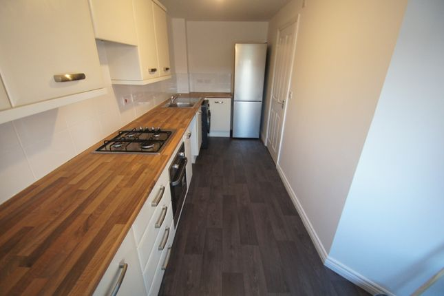 Thumbnail Terraced house to rent in Signals Drive, Coventry