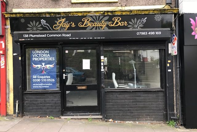 Thumbnail Retail premises to let in Plumpstead Common Road, London