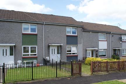 Thumbnail Terraced house to rent in Quarryknowe Road, Rutherglen