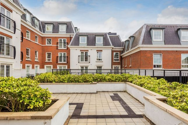 Thumbnail 3 bed flat for sale in Central Walk Station Approach, Epsom