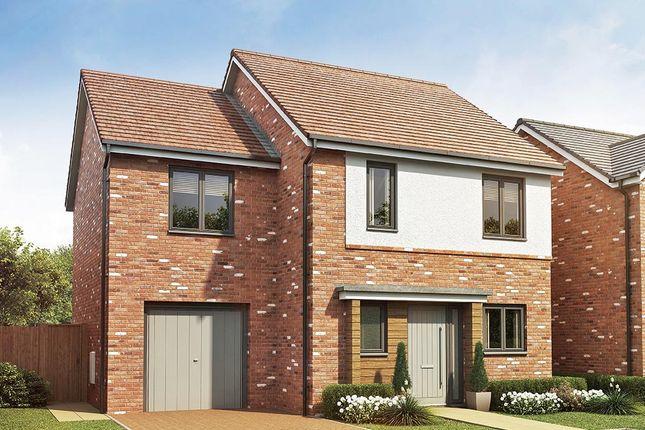 "Thumbnail Detached house for sale in ""The Malton"" at Vigo Lane, Chester Le Street"