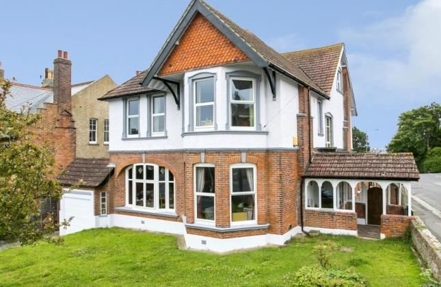 Thumbnail Detached house for sale in Tower Road West, St. Leonards-On-Sea, East Sussex