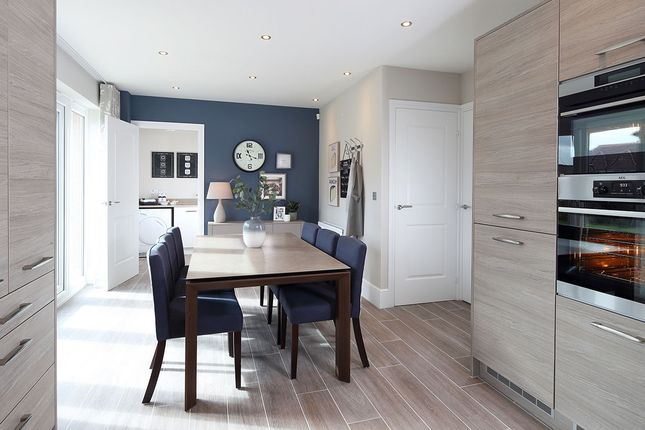 """4 bedroom detached house for sale in """"Oxford"""" at Pentrebane Drive, Cardiff"""