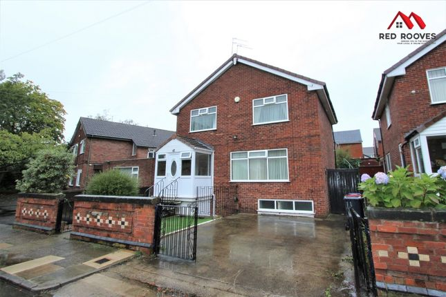 Thumbnail Detached house for sale in St Agnes Road, Huyton