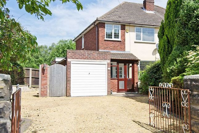 Thumbnail Semi-detached house to rent in Lichfield Road, Brownhills, Walsall