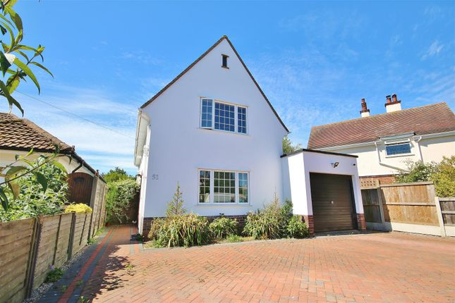 Thumbnail Detached house for sale in Greenway, Frinton-On-Sea