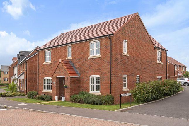 Thumbnail Detached house for sale in Shrivenham, Swindon