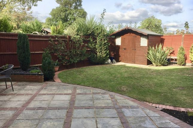 Garden of Vicarage Court, Shinfield, Reading RG2