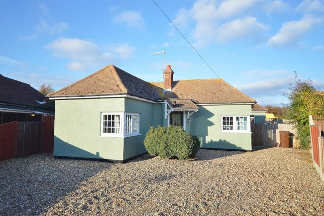 Thumbnail Detached bungalow for sale in The Chase, Holland-On-Sea, Clacton-On-Sea