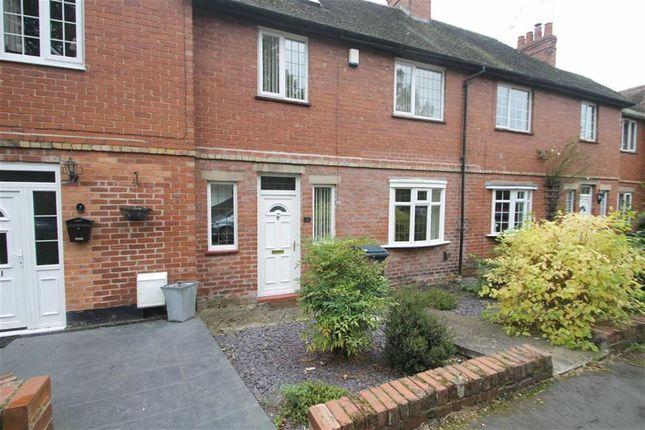 Thumbnail Terraced house to rent in Brookmoors, Habberley Road, Shrewsbury