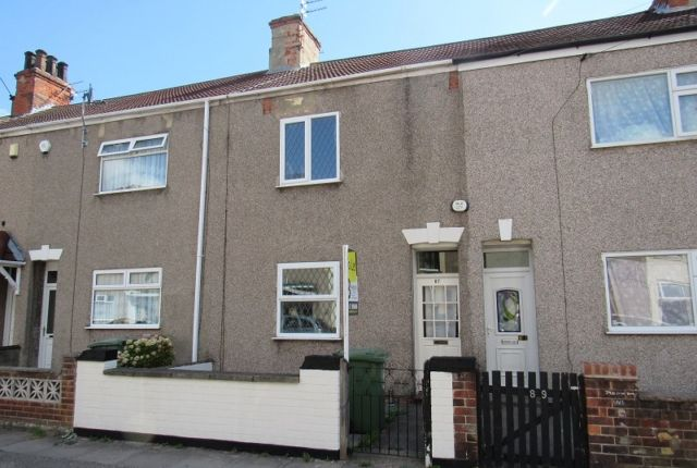 Thumbnail Terraced house to rent in Willingham Street, Grimsby