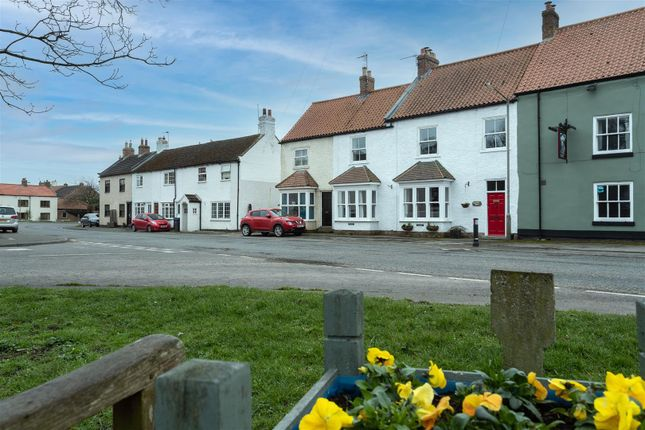 Thumbnail Terraced house for sale in Church View, Great Smeaton, Northallerton
