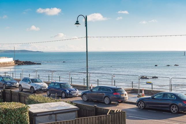 Sea View of Queen Street, Penzance TR18