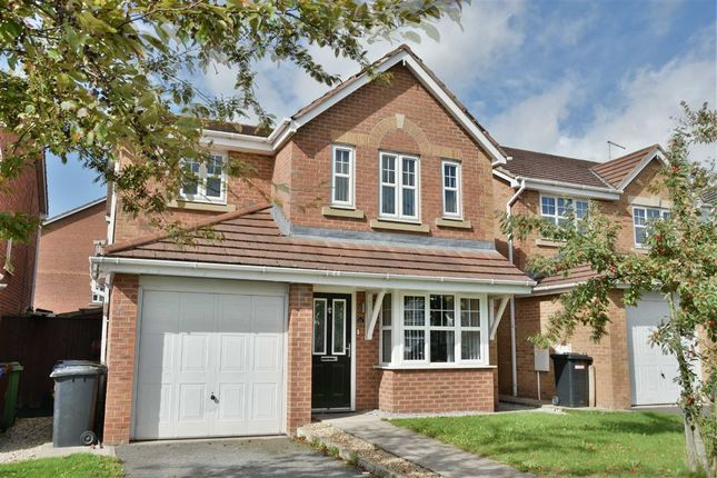Thumbnail Detached house for sale in Longacre, Hindley Green, Wigan