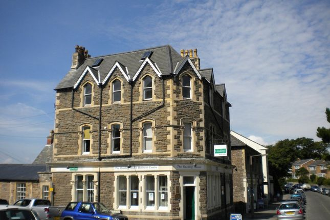 Thumbnail Flat to rent in Alexandra Road, Clevedon