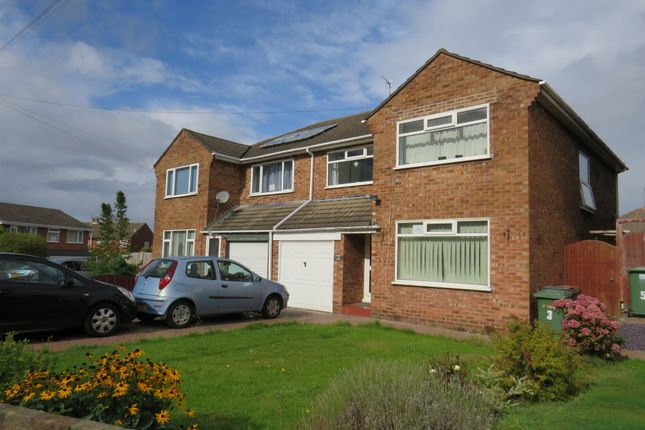 Thumbnail Semi-detached house for sale in Prenton Farm Road, Prenton