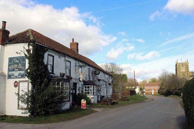 Thumbnail Pub/bar for sale in East Road, Tetford, Horncastle