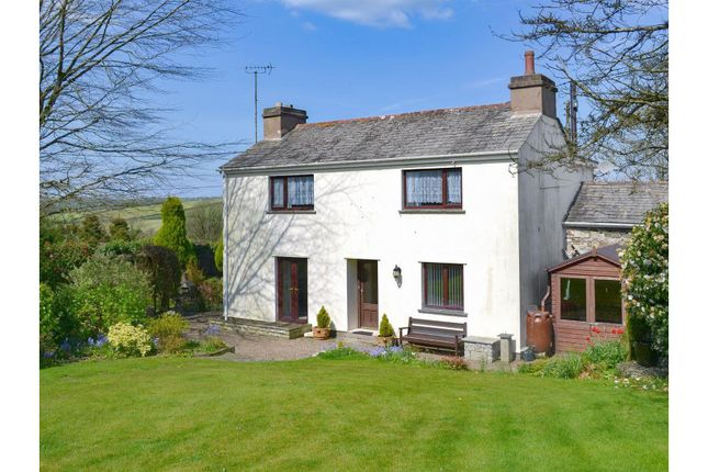 Detached House For Sale In Helstone Camelford