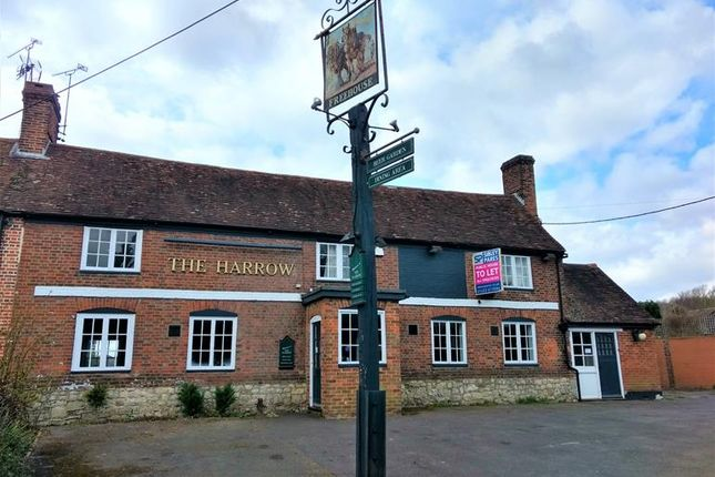 Thumbnail Pub/bar to let in The Harrow Inn, The Street, Ulcombe, Maidstone, Kent