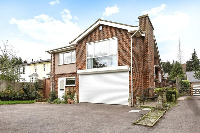 Thumbnail Detached house for sale in High Road, Loughton, Essex