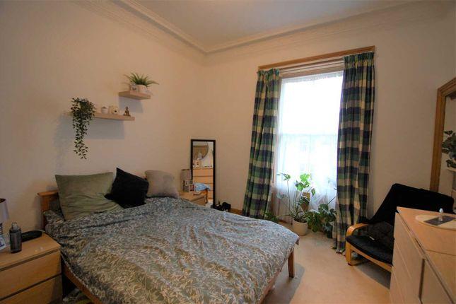 Bedroom of Perth Street, Edinburgh EH3