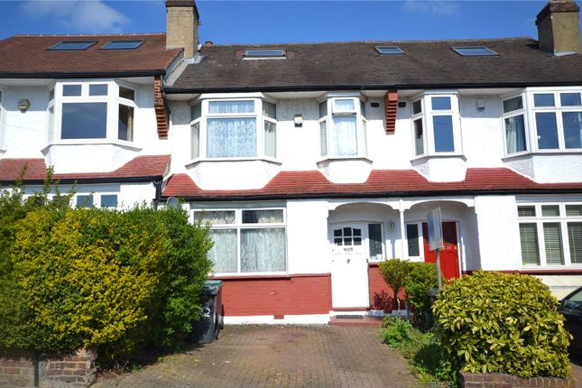 Thumbnail Terraced house for sale in Crescent Rise, Alexandra Palace, London