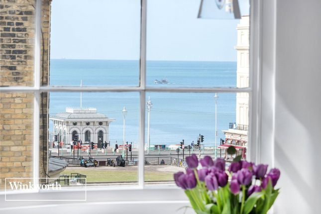 Thumbnail Maisonette for sale in Regency Square, Brighton, East Sussex