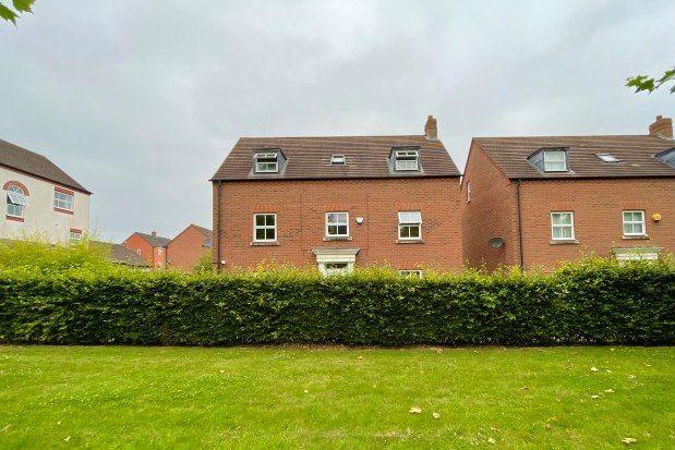 5 bed property to rent in Maddocke Walk, Lichfield WS13
