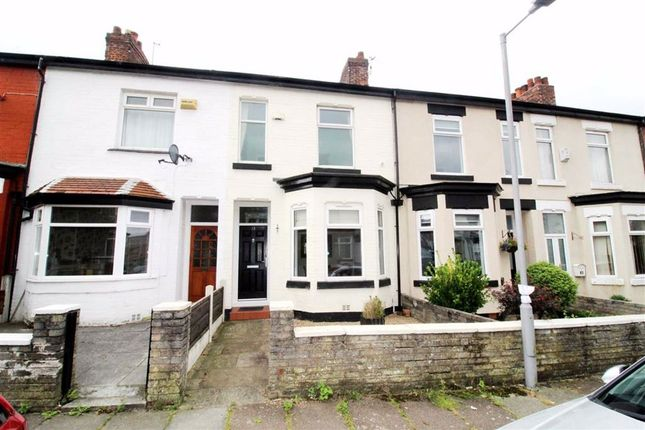 Thumbnail Terraced house to rent in Princess Road, Prestwich, Prestwich Manchester