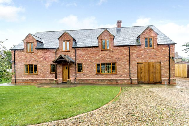 Thumbnail Detached house for sale in Bailrossey House, Barton Street, Laceby, Grimsby