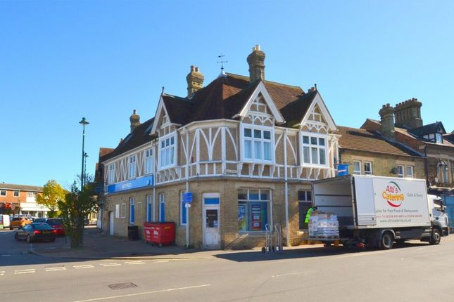 Thumbnail Retail premises for sale in High Street, Sandy
