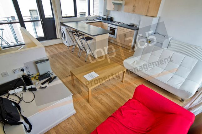 Thumbnail Flat to rent in Clinton Terrace, Derby Road, Nottingham