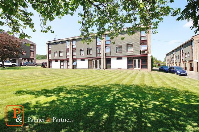 2 bed maisonette for sale in Sproughton Court, Sproughton, Ipswich IP8