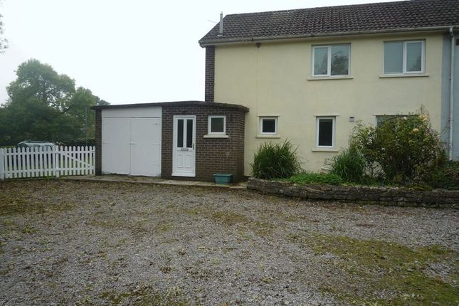 3 bedroom semi-detached house to rent in Bonvilston, Cardiff
