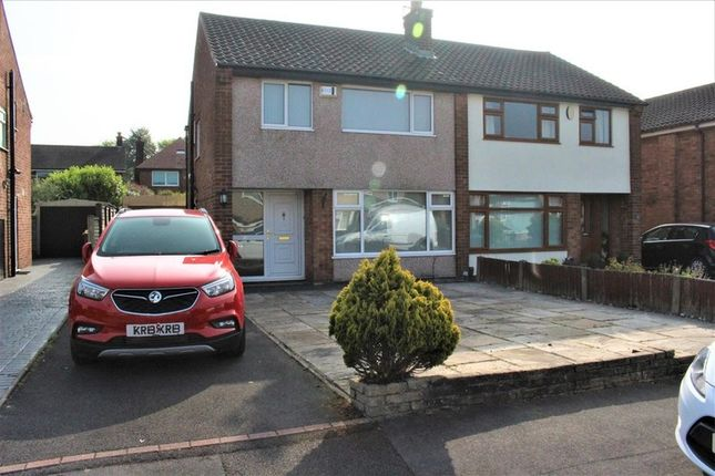 Thumbnail Semi-detached house to rent in The Turnpike, Fulwood, Preston