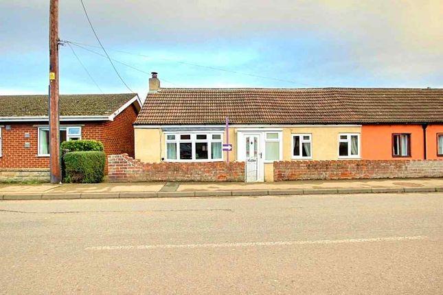 Thumbnail Semi-detached bungalow to rent in Roman Road, Leeming, Northallerton